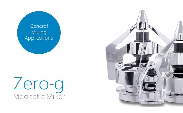 Zero G Magnetic Mixer